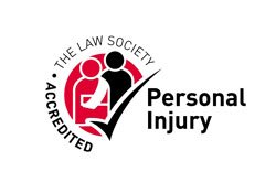 Personal Injury - Law Society Accredited